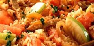 <!--:es-->La receta del día: Paella con mariscos<!--:-->
