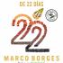 """FISIÓLOGO DEL EJERCICIO Y FUNDADOR DE """"22 DAYS NUTRITION"""" MARCO BORGES LANZARÁ SU REVOLUCIONARIO LIBRO DE DIETA BASADO EN EL ANTICIPADO PROGRAMA DE NUTRICIÓN A BASE DE PLANTAS"""