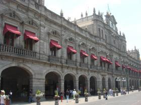 <!--:es-->El Palacio Municipal de Puebla<!--:-->