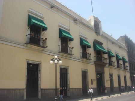 Antiguo Colegio de San ignacio