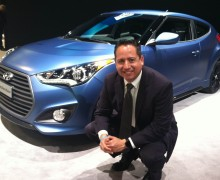 Entrevista a Brandon Ramírez, el Hispano de más alto rango en Hyundai