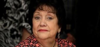 """Velda González: """"lo que más disfruto en la vida es hacer reír a la gente"""""""