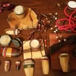 Joyería de madera de la cultura puertorriqueña