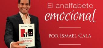 """Ismael Cala presenta """"El analfabeto emocional"""", una guía práctica para usar nuestras emociones hacia el éxito"""