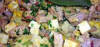 En La Cocina con La Chef Giovanna: Ensaladas como plato principal o acompañantes