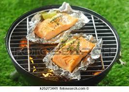salmon en hierbas