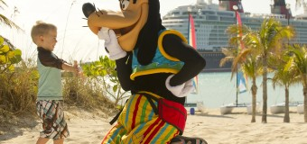 Crucero familiar en el Disney Fantasy