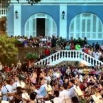 CUCCO EN LA FORTALEZA DE PUERTO RICO