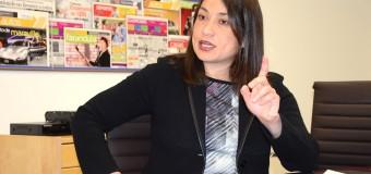 Ana Cecilia Gervasi, es vicepresidenta del Grupo de Cónsules Latinoamericanos