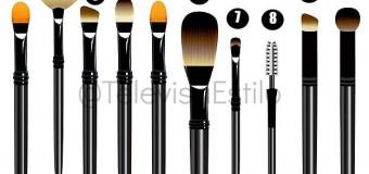 Tipos de brochas para el maquillaje