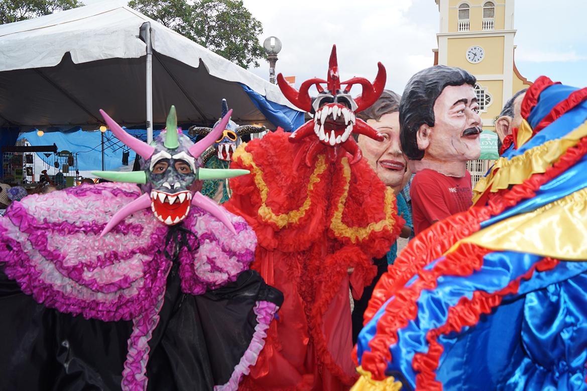 Mascaras de Hatillo, Puerto Rico Caribbean - Pinterest 97