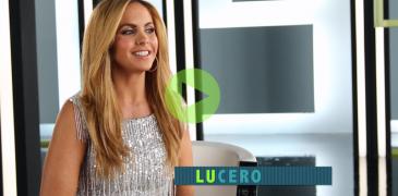 """ENTREVISTA A LUCERO, PRESENTADORA OFICIAL DE LOS """"LATIN AMERICAN MUSIC AWARDS"""""""
