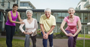 Hasta un poco de ejercicio podría ayudar a prevenir la demencia