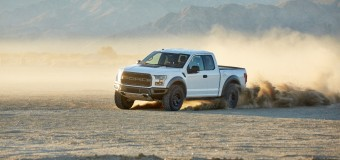 La Ford F-150 Raptor demuestra porque es la mejor pick up todoterreno
