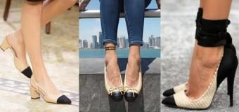 Zapatos Sixties: El modelo bicolor de Chanel, un clásico que no pasa de moda