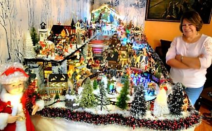 Mágica tradición Navideña continúa en Estados Unidos