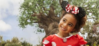 Rock Your Dots como Minnie Mouse!