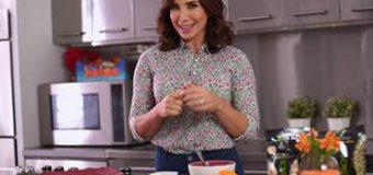 Laura Posada recomienda Yogurt Cítrico con Pistachios para un desayuno balanceado