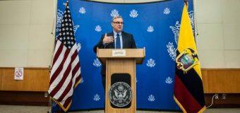 Trámite para sacar la visa a Estados Unidos continúa con normalidad, asegura el Cónsul de Ecuador