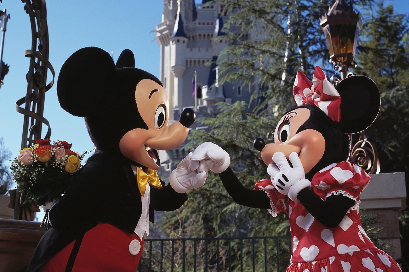 Walt Disney World Resort ofrece romance para los enamorados el Día de San Valentín… y todos los días del año