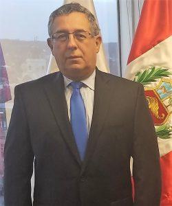 Foto Consul General del Perú en Paterson