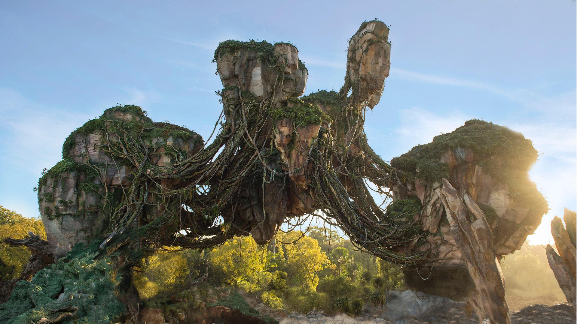 Disney anuncia su nueva atracción Pandora – The World of Avatar para este 27 de mayo