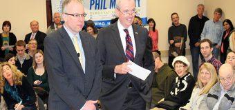 Murphy Pide a Christie y PANY-NJ agilizar fondos para construir nuevo terminal de autobuses