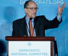 Tom Pérez, Nuevo líder del Partido Demócrata
