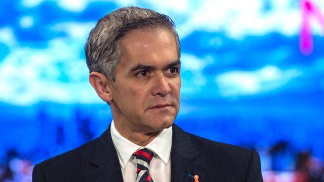 """Si Donald Trump cumple con deportar a los indocumentados, México va a tener una situación muy complicada"""": dice el jefe de gobierno de Ciudad de México, Miguel Ángel Mancera"""