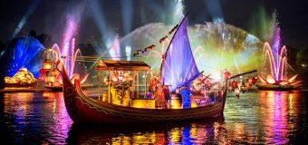 Rivers of Light, Nuevo show de Disney's Animal Kingdom, estrenó el 17 de febrero