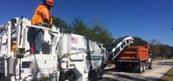Desde Orlando, Fl: División de Carreteras y La de Desagües Pavimenta Carreteras Nuevas y Existentes en Todo el Condado de Orange