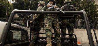 """México: violento operativo termina en la muerte de los capos del narcotráfico Julián Manuel """"Comandante Toro"""" Loisa Salinas y Francisco """"Pancho"""" Carreón Olvera"""