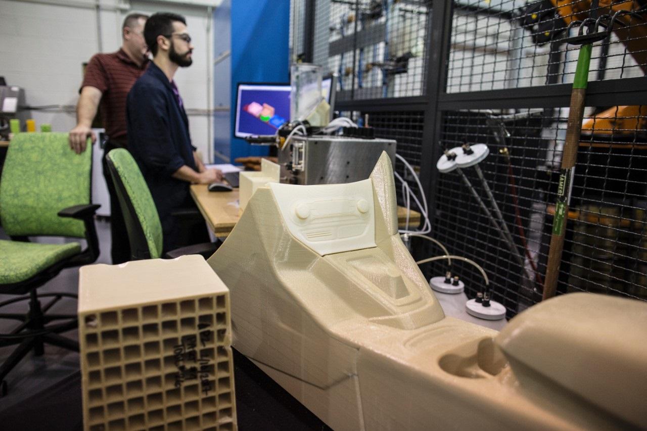 Ford sería el primer fabricante en hacer funcionar una impresora 3D para producir automóviles
