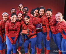 Cerca de 100 participantes en escena en Show de talento Hispano 2017
