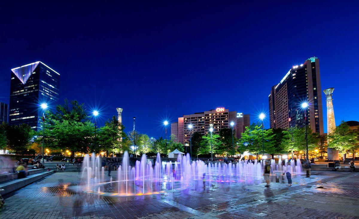 Destino: Atlanta, la capital del Sur de los Estados Unidos