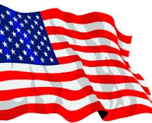 Aprenda cómo mostrar la bandera estadounidense correctamente este 4 de Julio