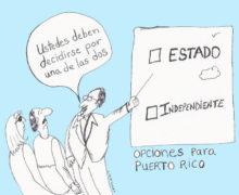 Caricaturas de Puerto Rico: La Estadidad