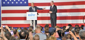 Vicepresidente Joe Biden apoya a Phil Murphy