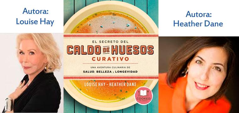 Libros: EL SECRETO DEL CALDO DE HUESOS CURATIVOS