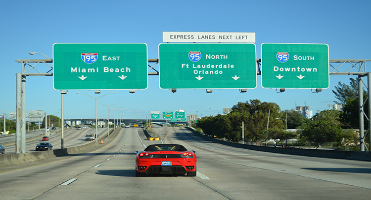 ¿Porque los residentes de Miami tienen la menor accesibilidad a un auto nuevo?