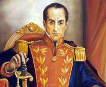 Siguiendo los Ideales de Simón Bolívar, El Libertador