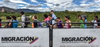 Colombia otorgará permisos de residencia temporal a más de 150.000 venezolanos