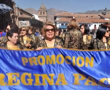 """50 Aniversario de Promoción """"Regina Pacis"""" de Colegio Santa Ana en Cusco, Perú"""