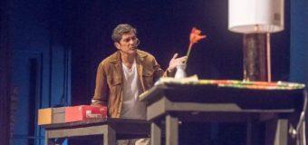 El multifacético dramaturgo Ángel Vázquez: Un país sin cultura es un país que no existe, es un país muerto