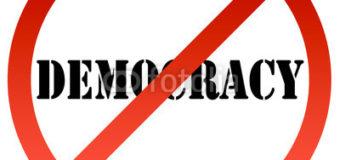 La Democracia No Existe en Puerto Rico