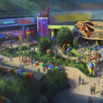 During D23 Expo 2017, Walt Disney Parks & Resorts Chairman Bob Chapek announced the summer 2018 opening of Toy Story Land at DisneyÕs Hollywood Studios at Walt Disney World Resort.