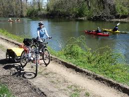 10 grandes lugares para montar bicicleta en New Jersey