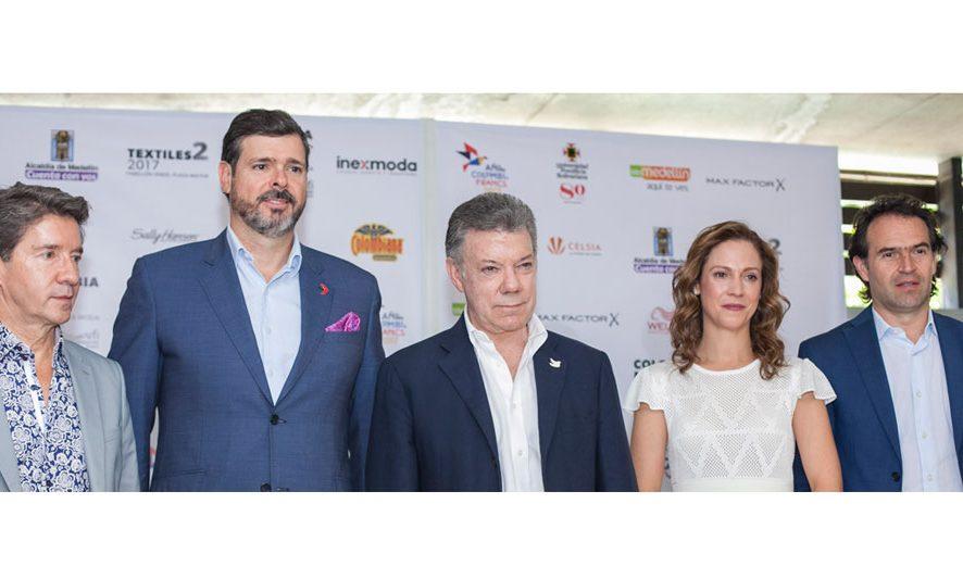 Con optimismo se inauguró Colombiamoda, La Semana de la Moda de Colombia