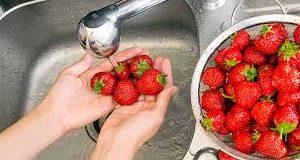 7 consejos para limpiar frutas y verduras