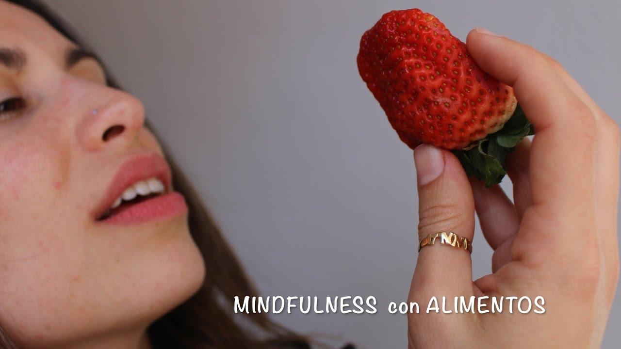 ¨Comer con Midfulness¨ de Ana Moreno